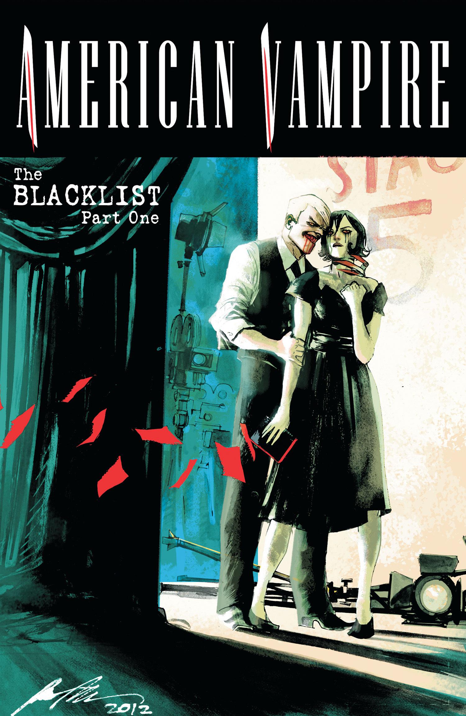 American Vampire #28 by Rafael Albuquerque