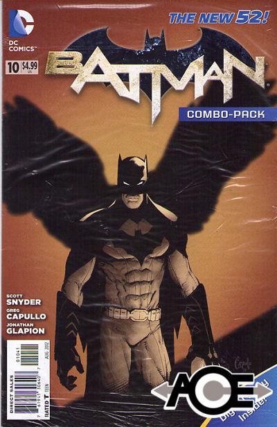 Batman #10 Combo