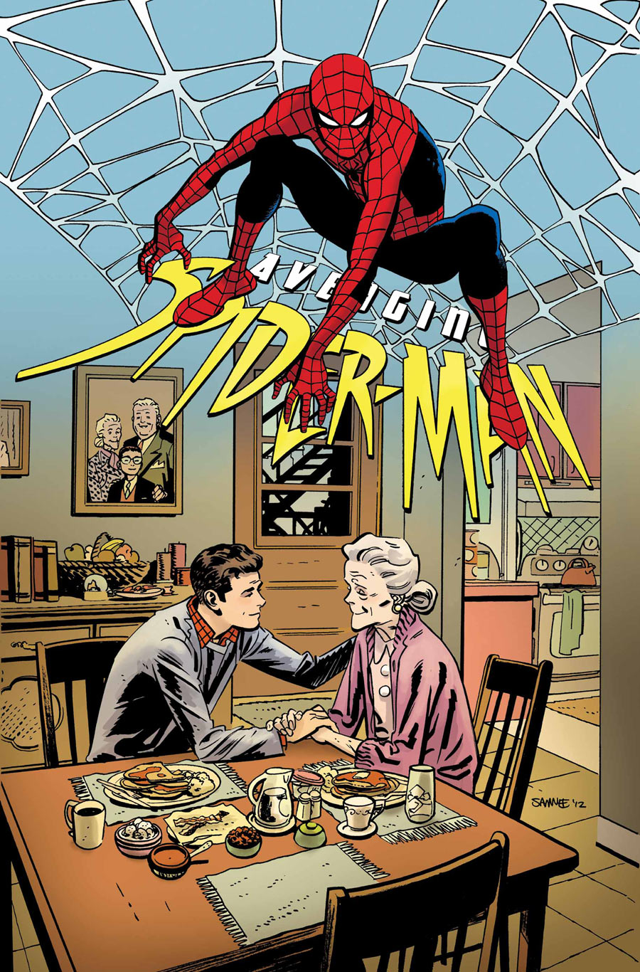 Avenging Spider-Man #11 - Chris Samnee