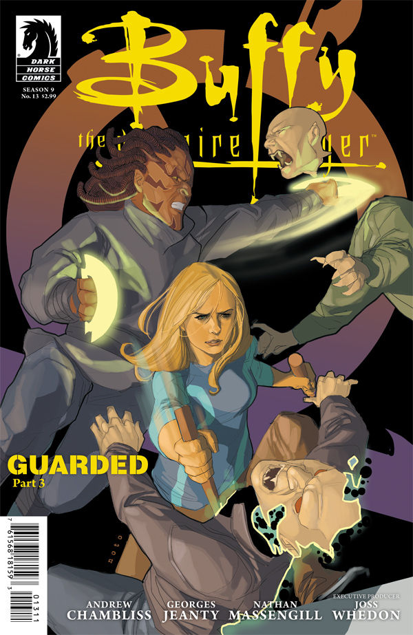 Buffy Season 9 #13