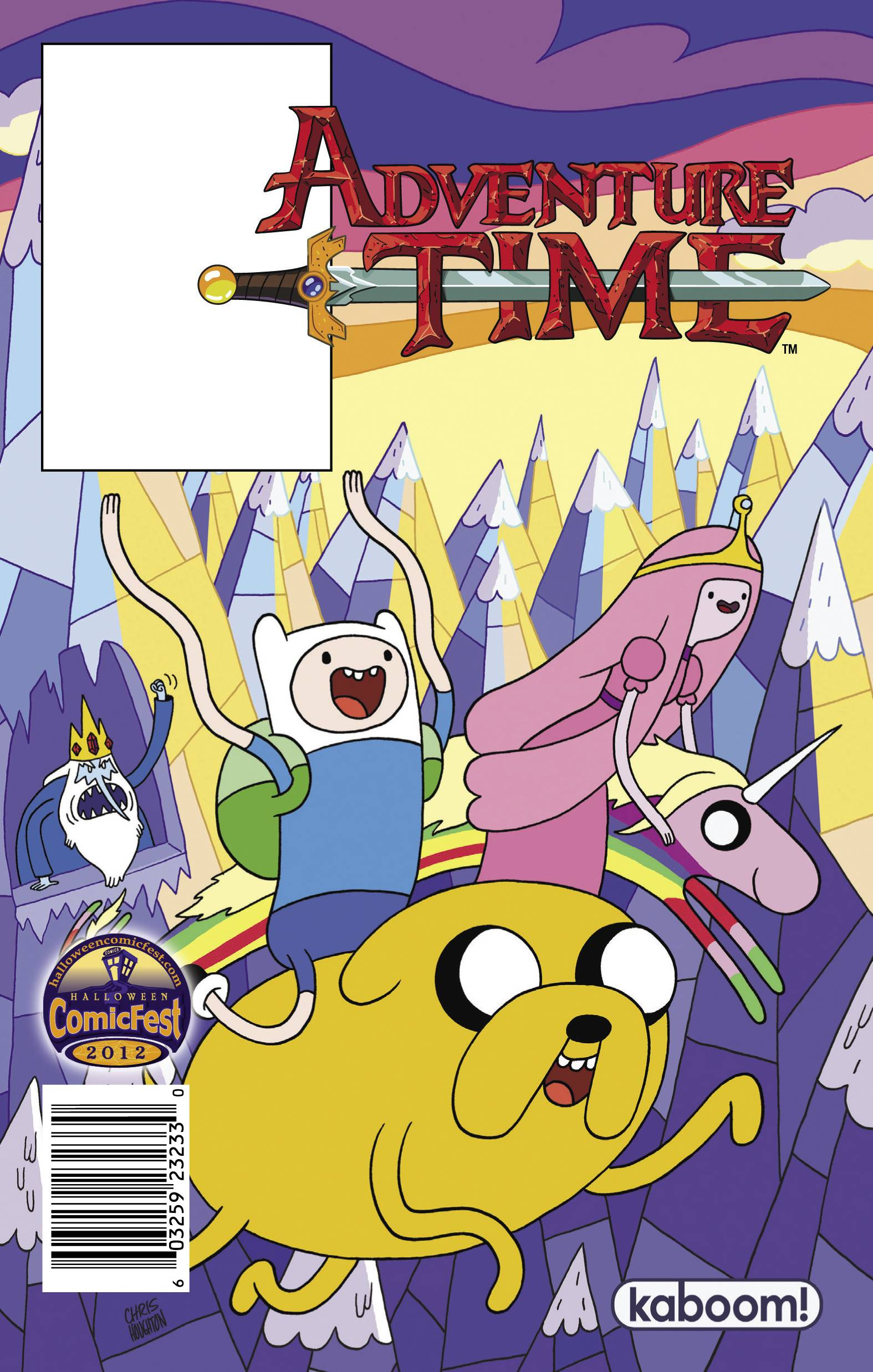 Adventure Time Mini Comic
