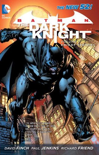 Batman - The Dark Knight Vol-1 - Knight Terrors