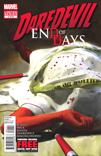 Daredevil - End of Days #1