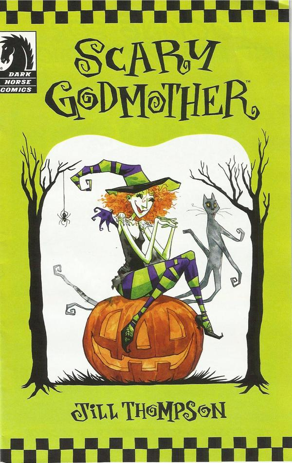 Scary Godmother Mini Comic