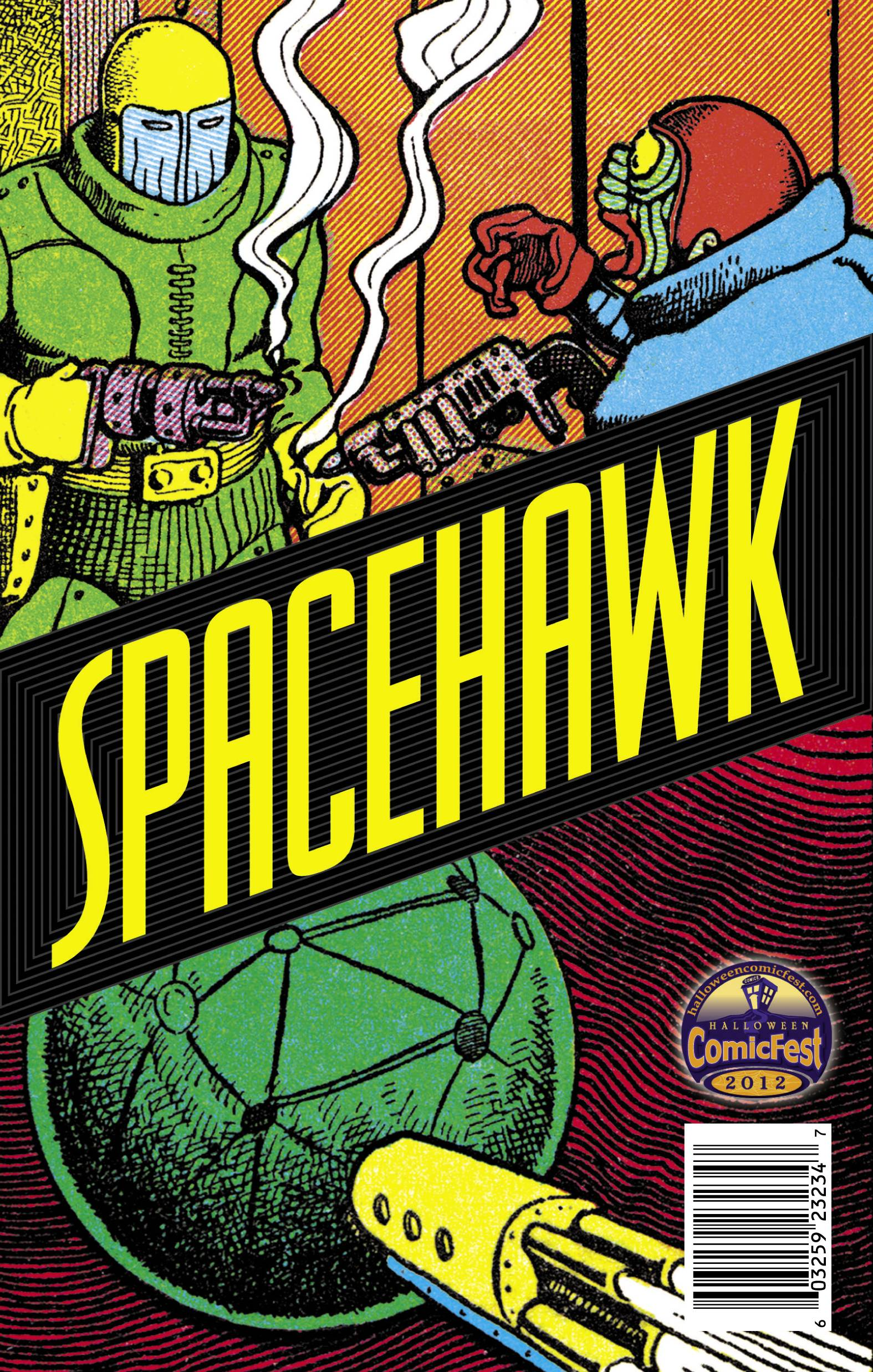 Spacehawk Mini Comic