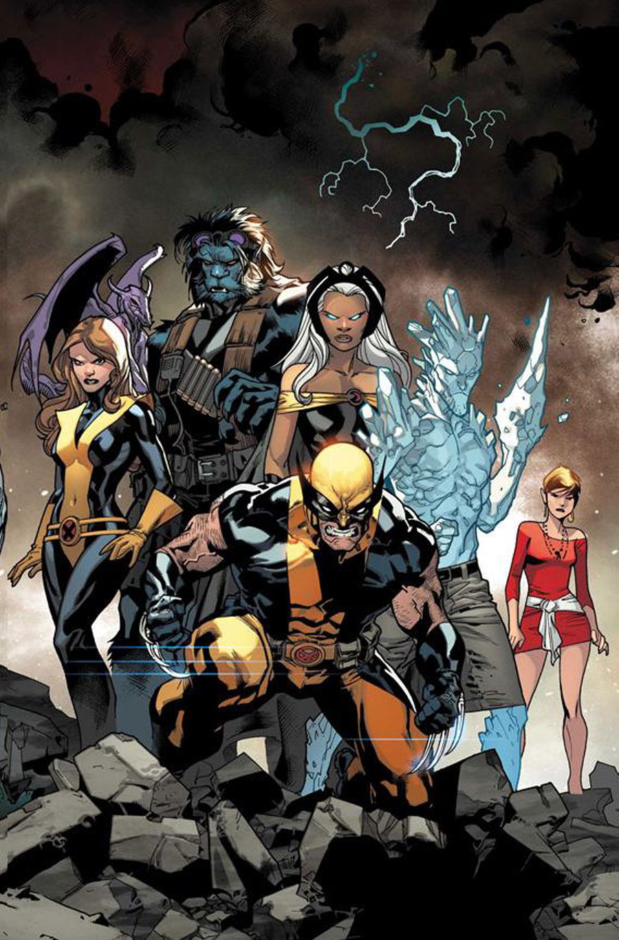 All New X-Men #2 by Stuart Immonen
