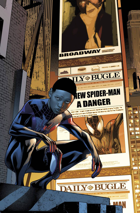 Ultimate Comics Spider-Man #16-1