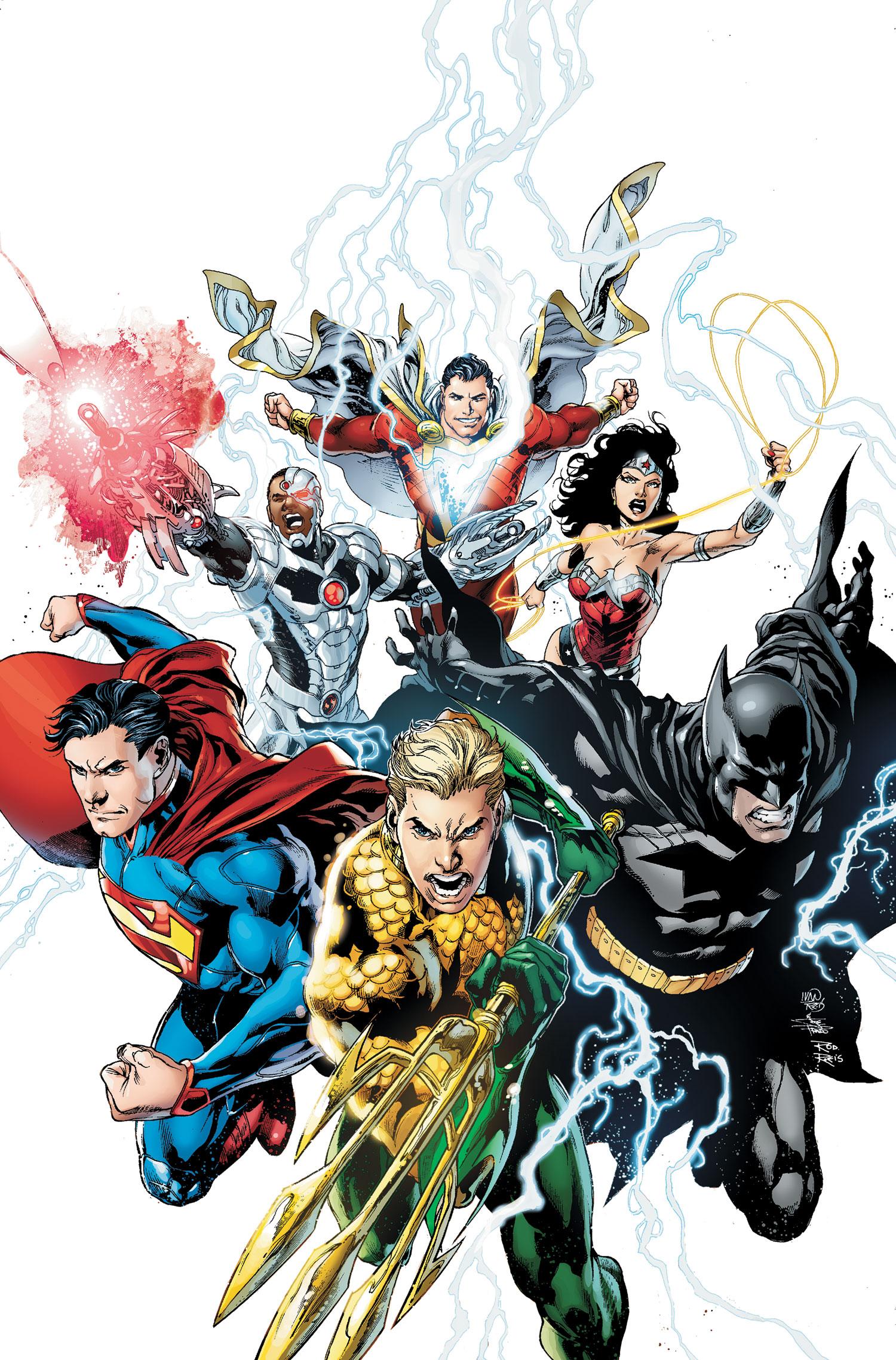 Dc Comics Justice League : Justice league ace comics uk and online comic shop