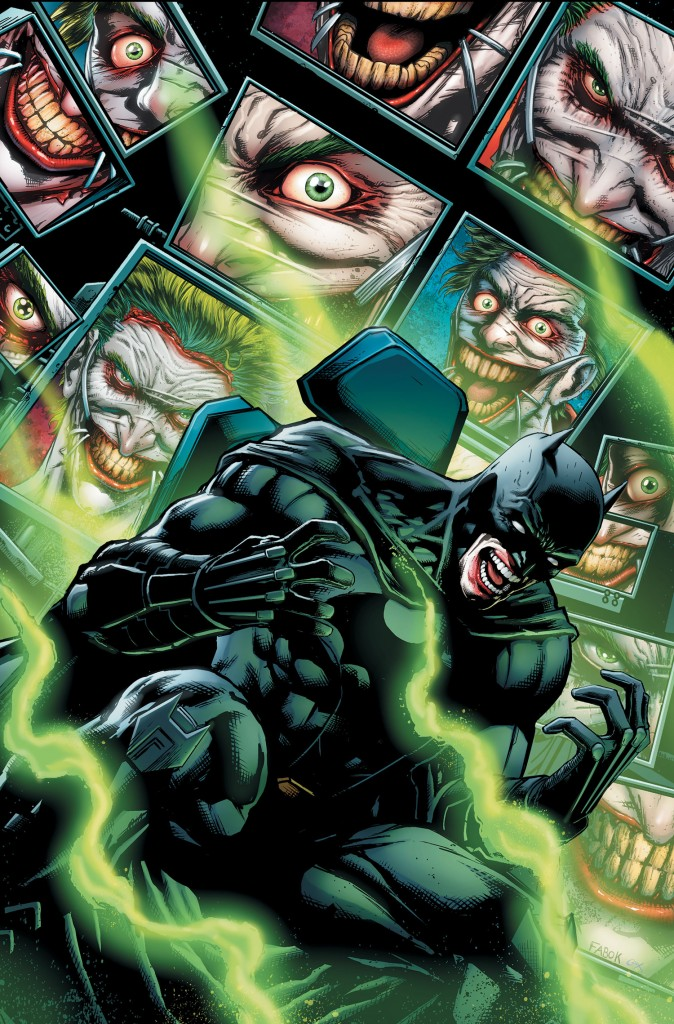 Detective Comics #16 by Jason Fabok