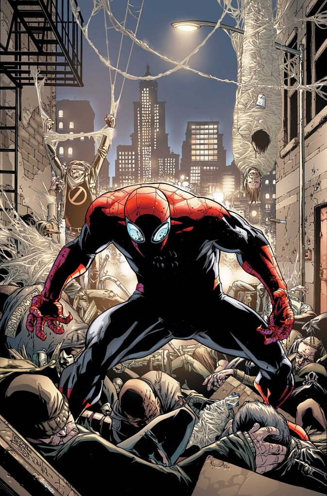 Superior Spiderman #1
