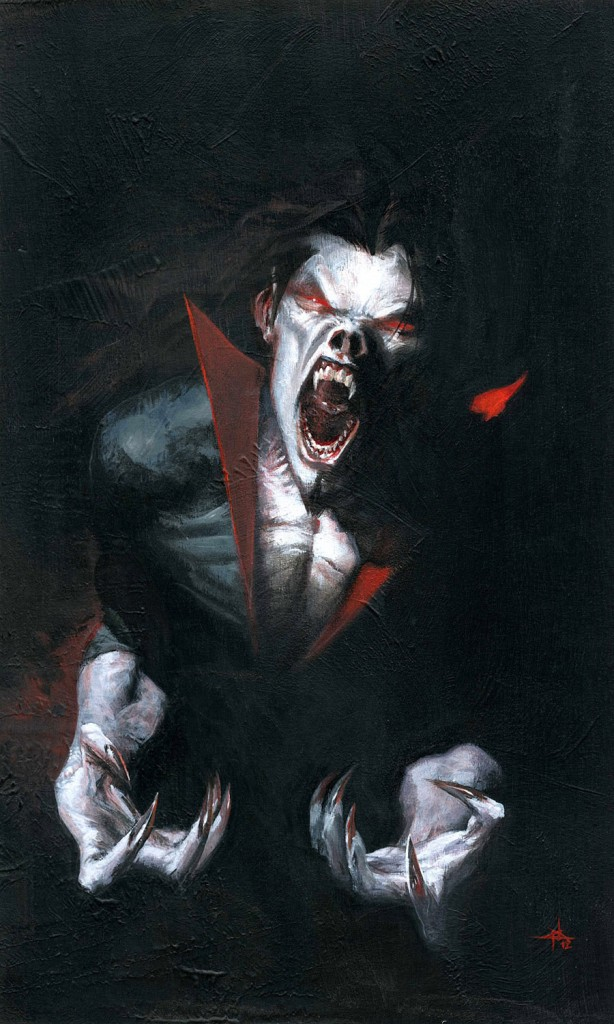 Morbius #1 by Gabriele Dell'Otto
