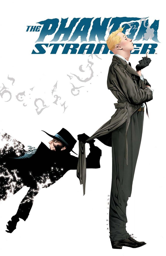 Phantom Stranger #4 by Jae Lee
