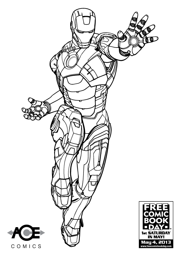 Download the Iron Man Armour picture