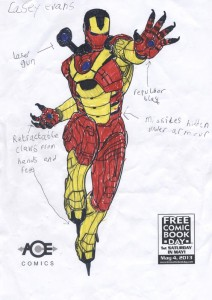 Iron Man Armour by Casey (9)