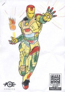Iron Man Armour by Edward (7)