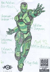 Iron Man Armour by Joe (13)
