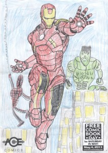 Iron Man Armour by Joe (9)
