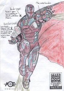 Iron Man Armour by Kurtis (14)