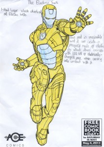 Iron Man Armour by Sameer (11)