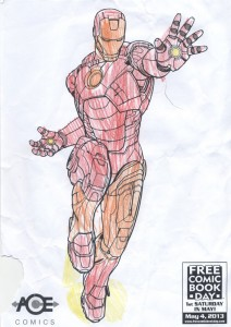Iron Man Armour by William (8)