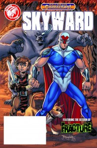 Halloween Comicfest 2013 - Skyward - Into The Grim