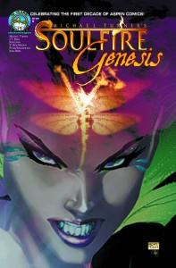 Halloween Comicfest 2013 - Soulfire - Genesis