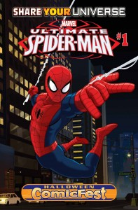 Halloween Comicfest 2013 - Ultimate Spider-Man Adventures #1