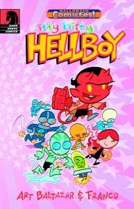 Halloween Comicfest 2013 - Itty Bitty Hellboy