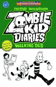 Halloween Comicfest 2013 - Zombie Kid Diaries