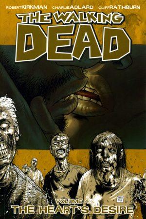 The Walking Dead Vol.4: The Heart's Desire