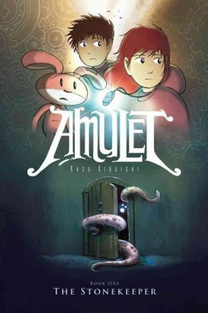 Amulet - Book One: The Stonekeeper