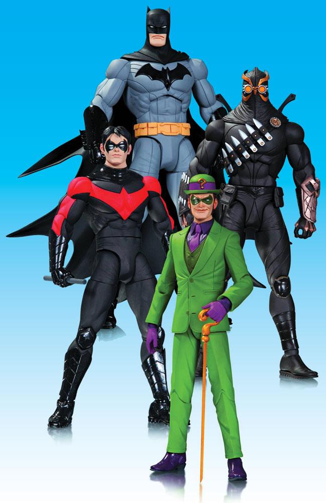 DC Collectibles DC Comics Designer Action Figures Series 1 Talon Action Figure