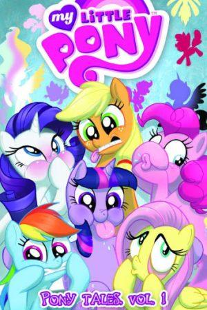 My Little Pony: Pony Tales Vol-1