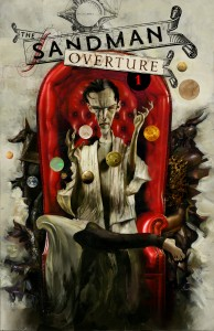 The Sandman - Overture #1 by Dave McKean