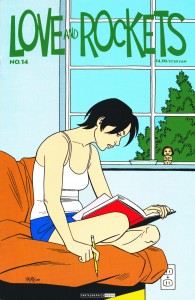 Love And Rockets #14