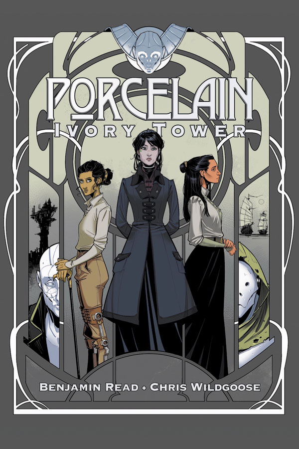 Porcelain Vol.03: Ivory Tower