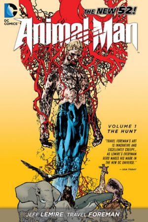 Animal Man Vol.01: The Hunt