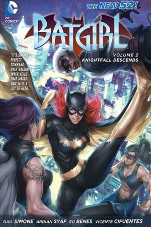 Batgirl Vol.02: Knightfall Descends
