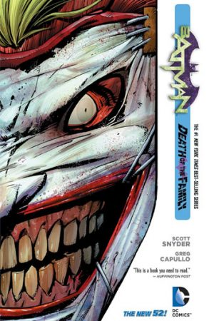 Batman Vol.03: Death Of The Family