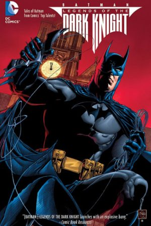 Batman - Legends Of The Dark Knight Vol.01