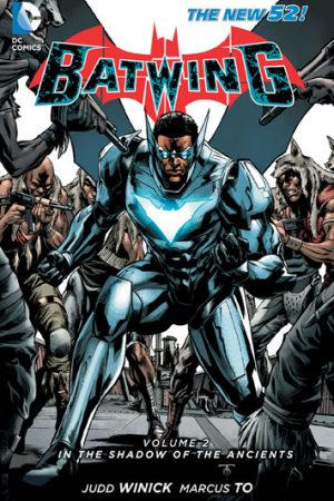 Batwing Vol.02: In The Shadows Of The Ancients