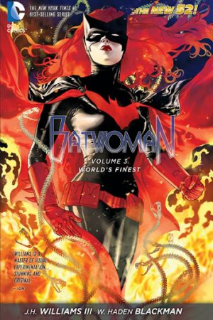 Batwoman Vol.03: World's Finest