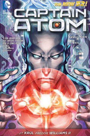 Captain Atom Vol.01: Evolution
