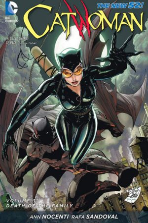 Catwoman Vol.03: Death Of The Family
