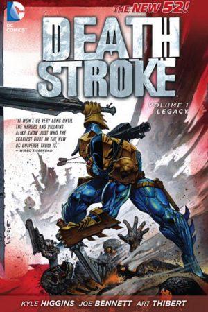 Deathstroke Vol.01: Legacy