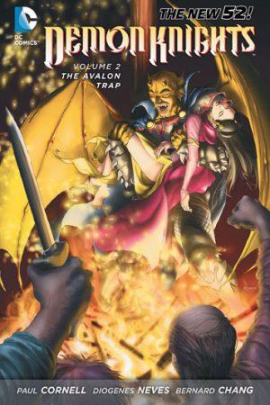 Demon Knights Vol.02: The Avalon Trap