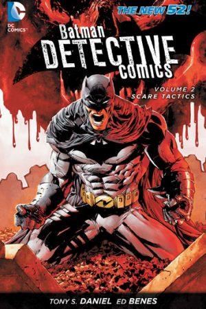 Detective Comics Vol.02: Scare Tactics