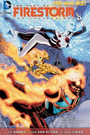 Fury Of Firestorm Vol.02: The Firestorm Protocols