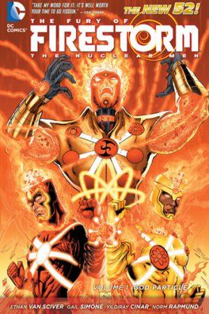 Fury Of Firestorm Vol.01: The God Particle