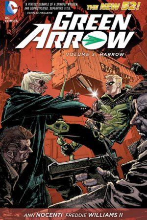 Green Arrow Vol.03: Harrow